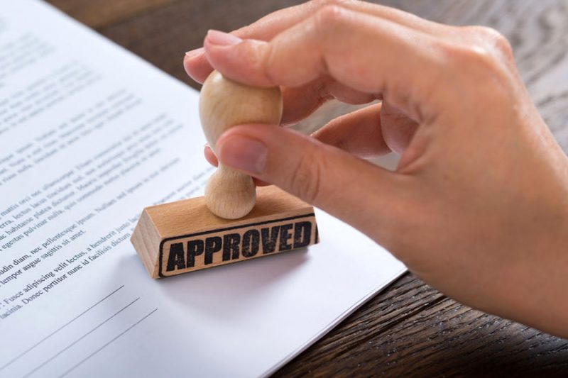 Planning proposal being approved