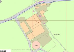 Plan for the re-use of redundant agricultural buildings