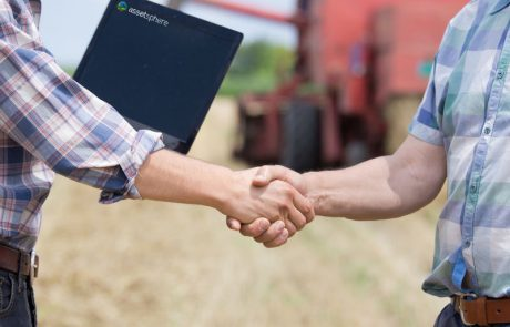 Handshake to agree a Farm Business Tenancy