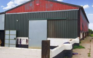 Building suitable for replacement under permitted development regulations